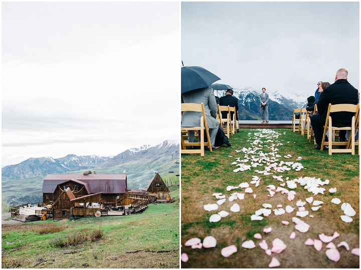 18 Colorado Wedding in the Snowy Mountains By Searching For The Light