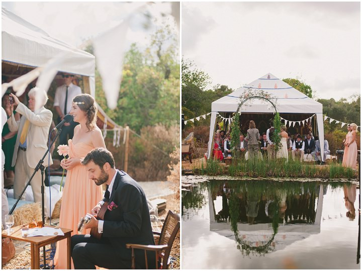 Homespun Algarve Wedding By Piteira Photography