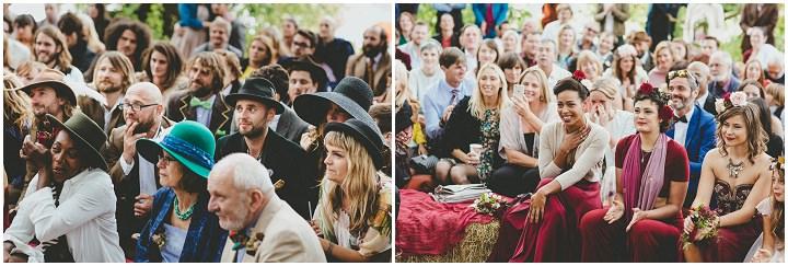 Bohemain Dorset Festival Wedding By Paul Underhill Photography