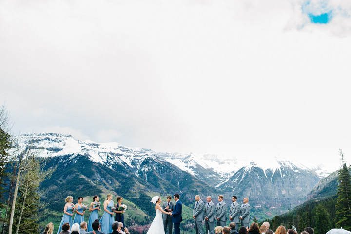 23 Colorado Wedding in the Snowy Mountains By Searching For The Light