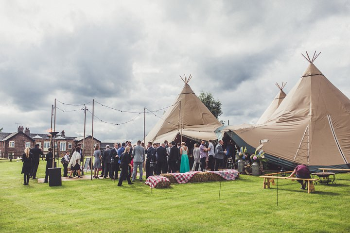 Hill Top Farm tipis By Claire Penn Photography