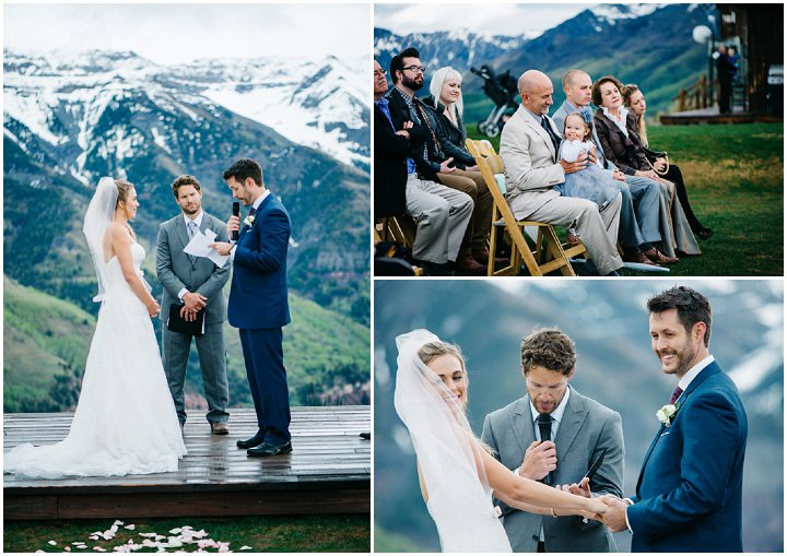24 Colorado Wedding in the Snowy Mountains By Searching For The Light