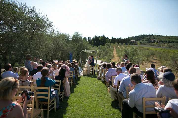 Tuscany Wedding ceremony By David Bastianoni Photography