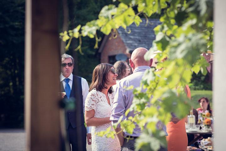 Homespun Wedding at Frithsden Vineyard