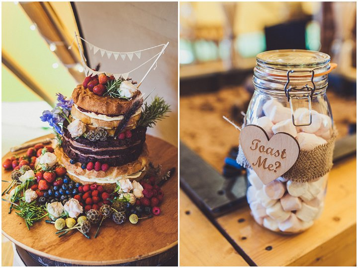Hill Top Farm cake By Claire Penn Photography