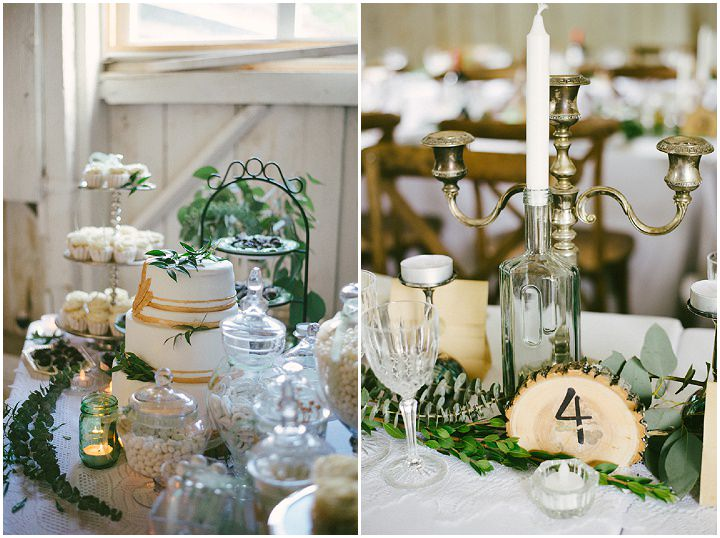 Music Filled Canadian Wedding details By Megan Ewing Creative