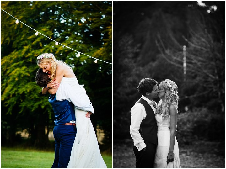 Somerset Wedding bride and groom at Widcombe Grange By Raw Silk Photography