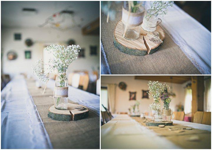 Intimate Woodland details Wedding by Tony Romero Photography