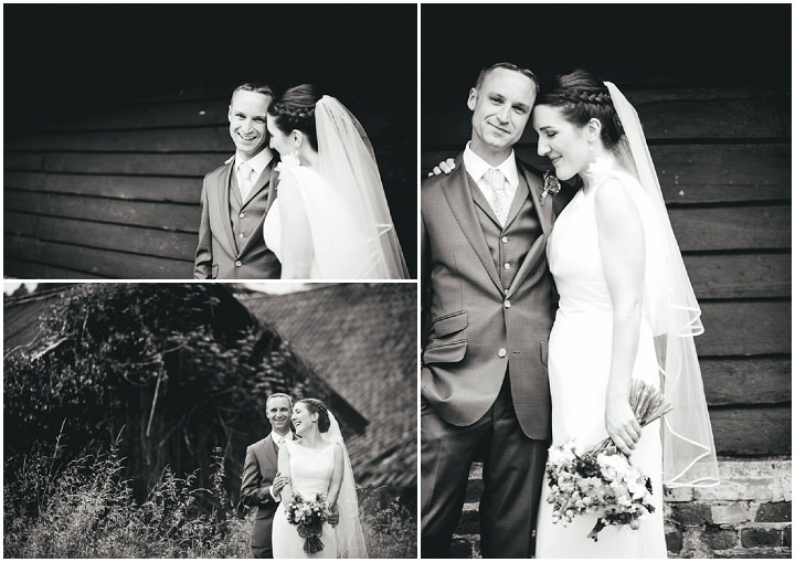Blackthorpe Barn Wedding By Benjamin Mathers Photography