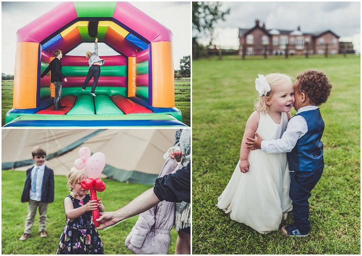 Hill Top Farm kids at weddings By Claire Penn Photography