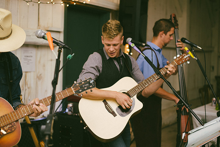 Music Filled Canadian Wedding By Megan Ewing Creative