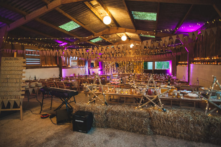 liz and nicks rustic new years eve farm wedding by will