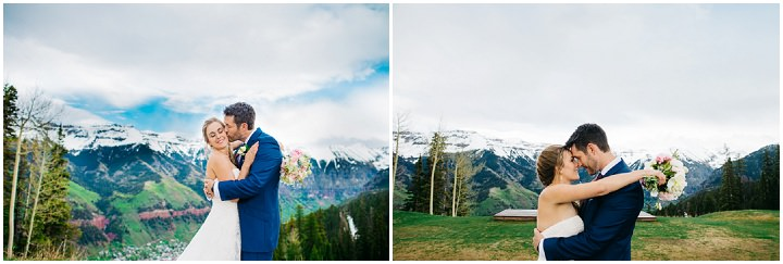 42 Colorado Wedding in the Snowy Mountains By Searching For The Light