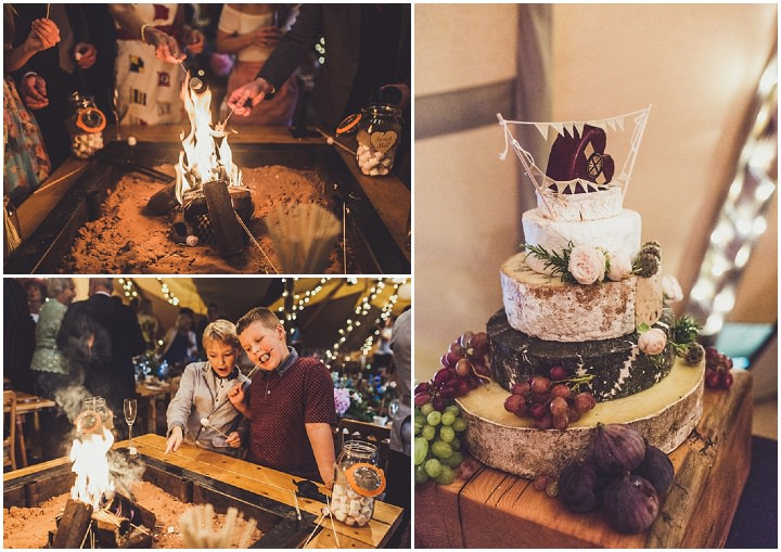 Hill Top Farm cheese cake By Claire Penn Photography