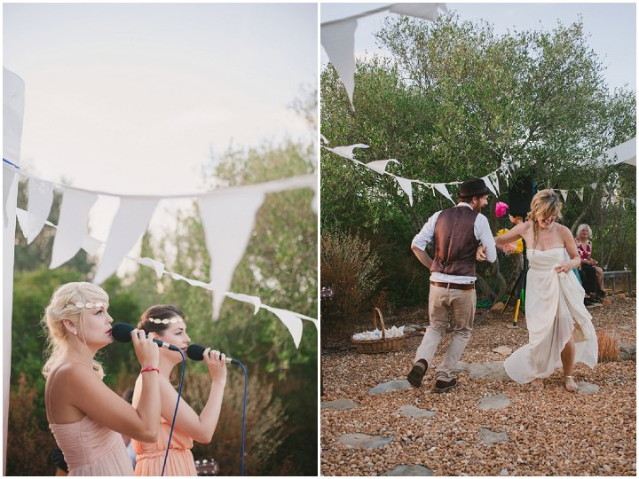 Homespun Algarve dancing Wedding By Piteira Photography