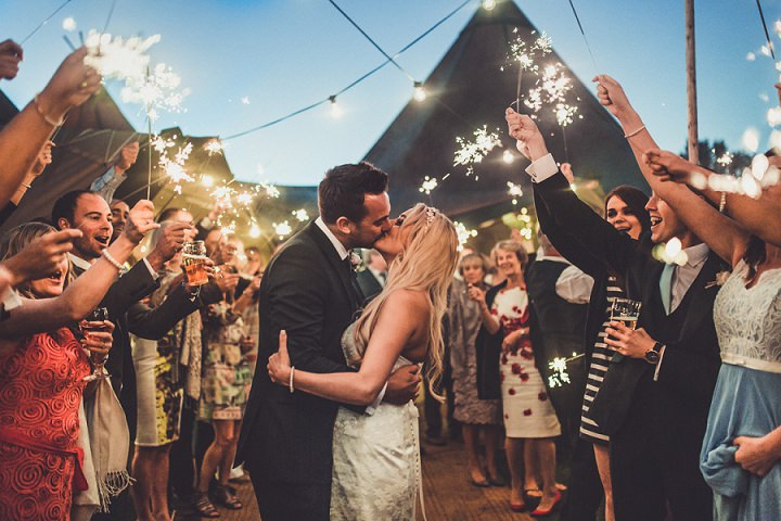 Hill Top Farm sparklers By Claire Penn Photography