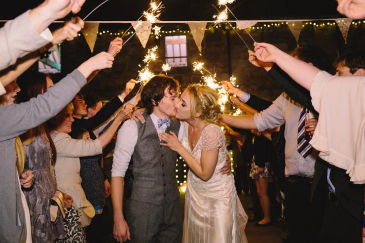 Homespun Ashes Barns Wedding By YU Photography