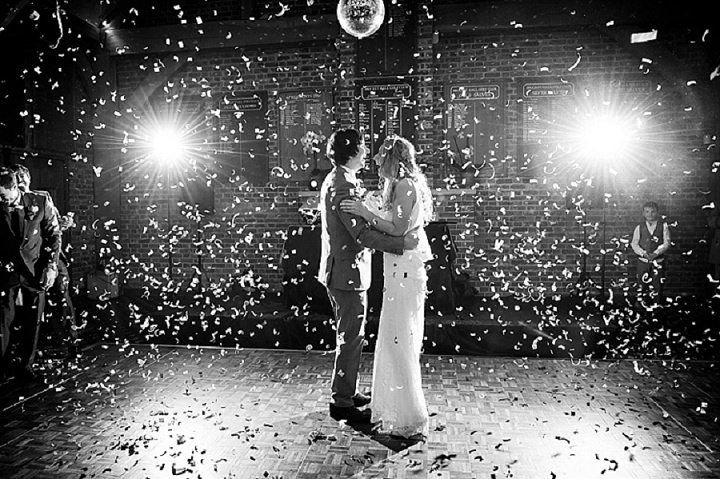 Hertfordshire Wedding First Dance Pictures at Brocket Hall By Fiona Kelly