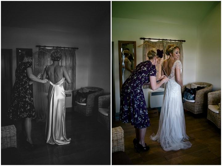 7 Homespun Ashes Barns Wedding By YU Photography