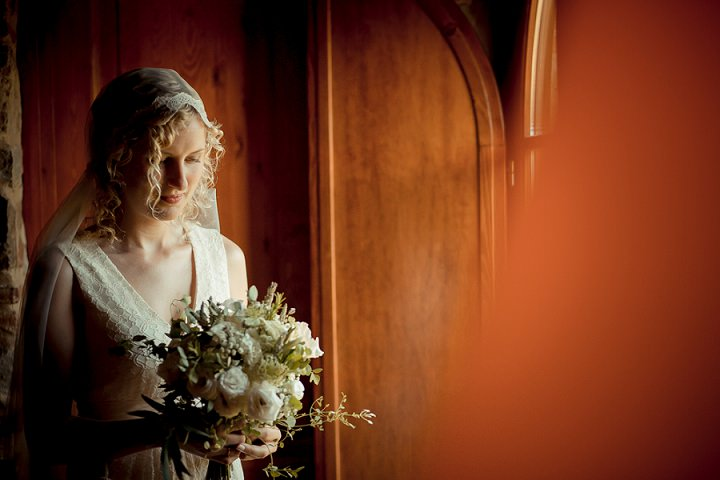 Tuscany Wedding beautiful bride By David Bastianoni Photography