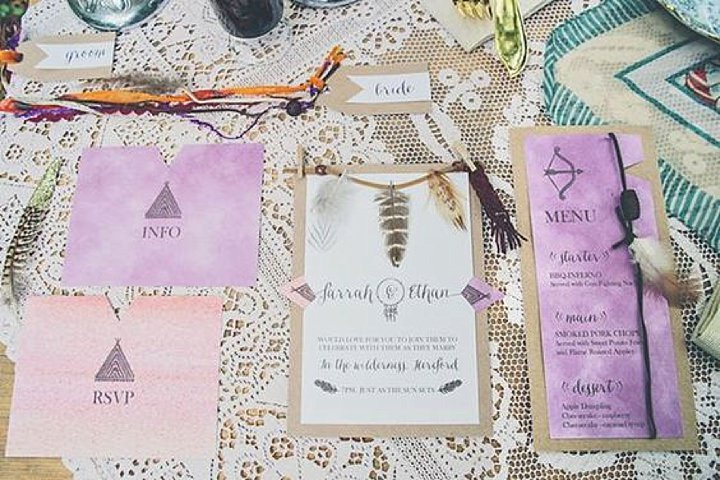 Diary of a Boho Bride: Fay & Graeme (Entry 5) - To Do List Wedding Planning