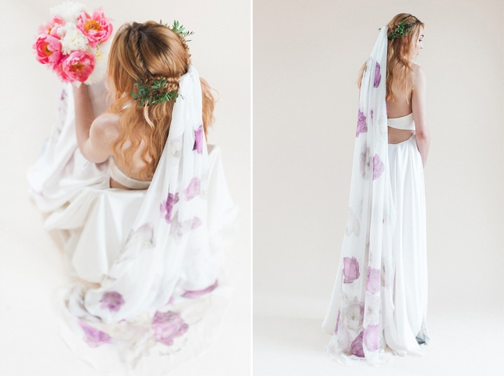 Bridal Style: Lorie X - 'Desire Kissed' The New Collection