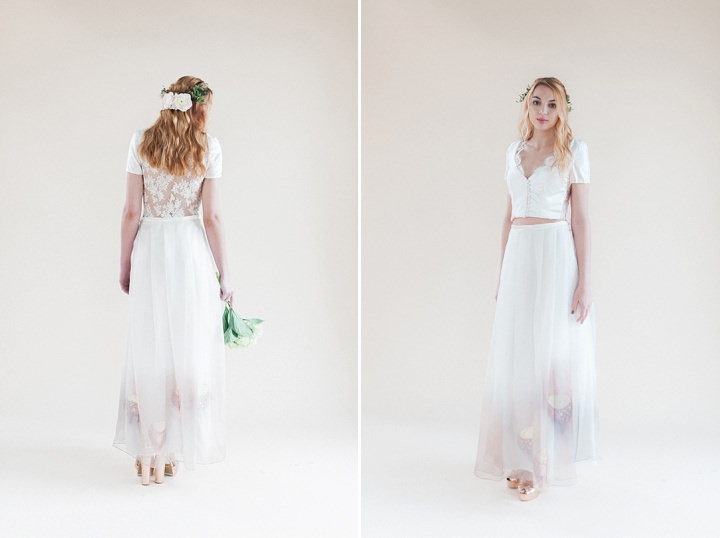 Bridal Style: Lorie X - Inspired by romanticism