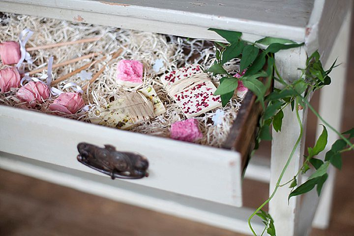 Eco Ballerina Inspired Wedding Inspiration