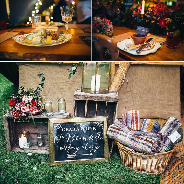 English Garden Wedding: English Country Garden Wedding Inspiration