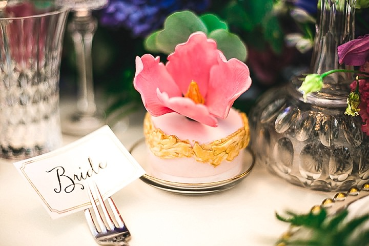 Pastel Colours and Garden Wedding Inspiration
