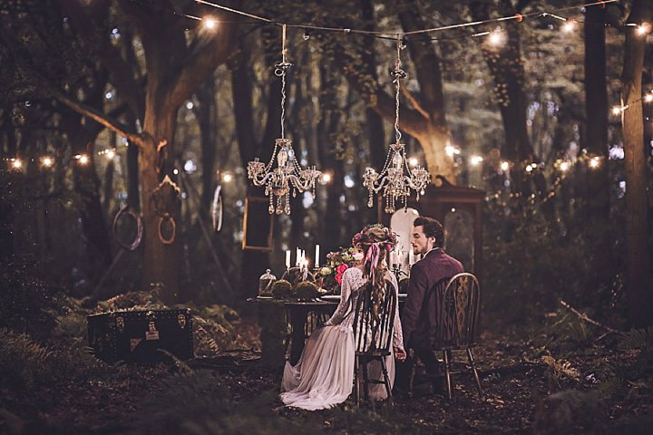 Magical Midsummers Night dreamy images Dream Wedding Inspiration