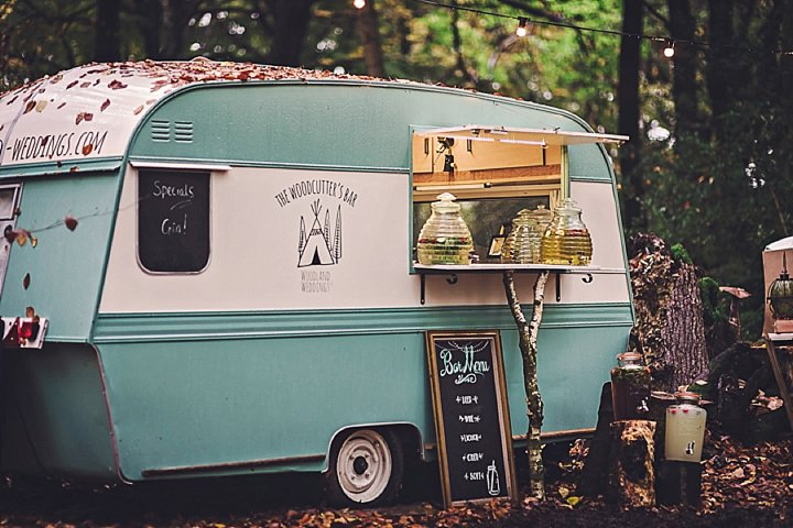 Magical Midsummers Night Dream caravan Wedding Inspiration