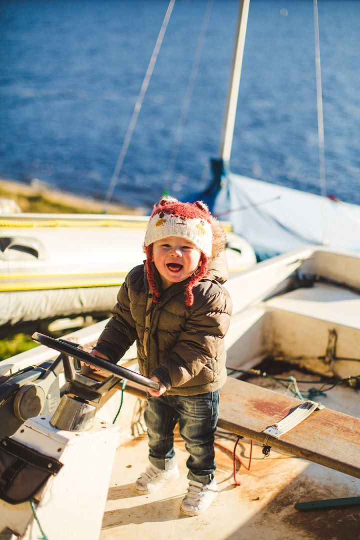 What I did on my Birthday: Dexter at 20 Months by S6 Photography