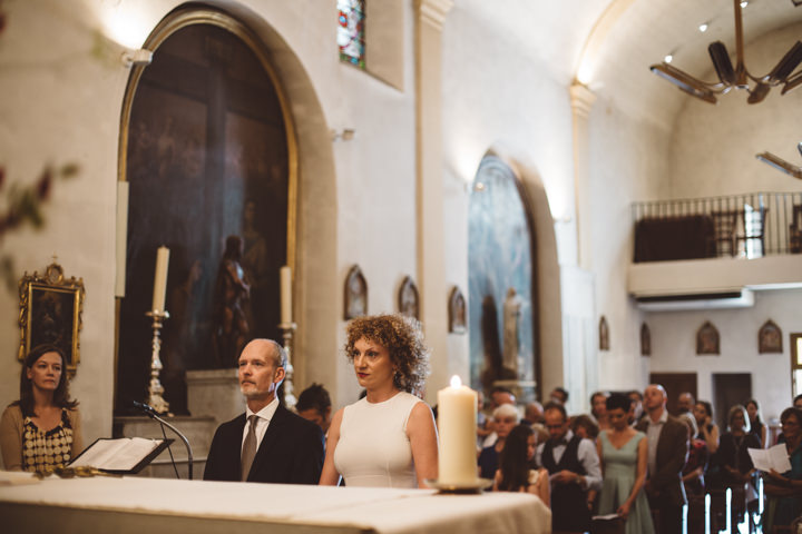 South of France Wedding ceremony By Time Of Joy Photography