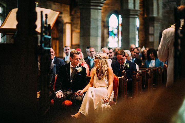 Book Themed Lancashire church Wedding By Lawson Photography