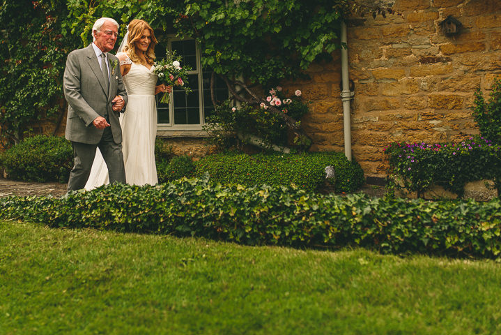 Country Garden Cotswolds Wedding By Miki Photography