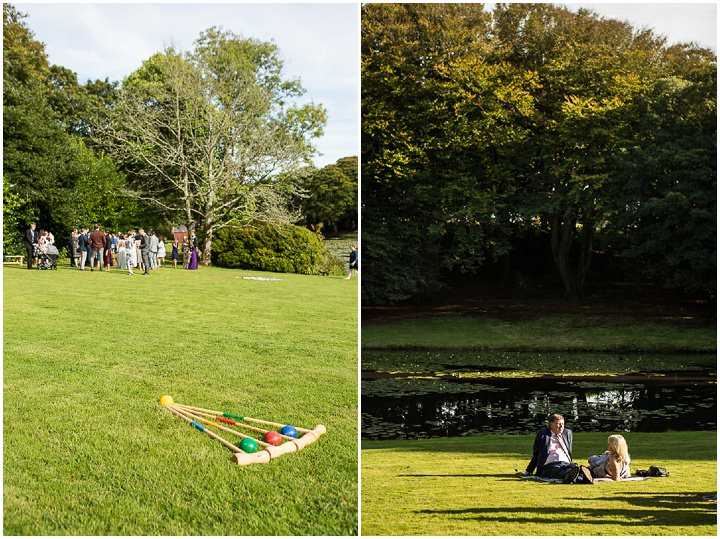 Outdoors In Anglesey Wedding By Gill Jones Photography