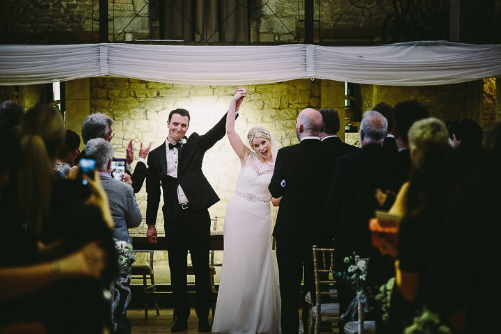 2New Years Eve Wedding at The Great Tythe Barn By Kevin Belson Photography