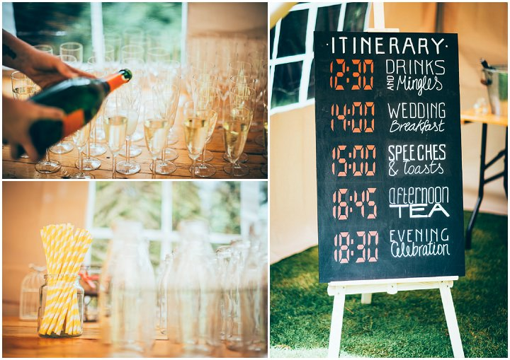 Wedding timeline in Wolfen Mill Lancashire By Fairclough Photography