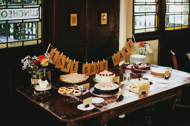 Hampstead and Prince Albert in Camden Wedding By Craig and Kate