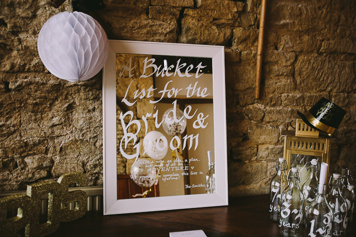 New Years Eve Wedding at The Great Tythe Barn By Kevin Belson Photography