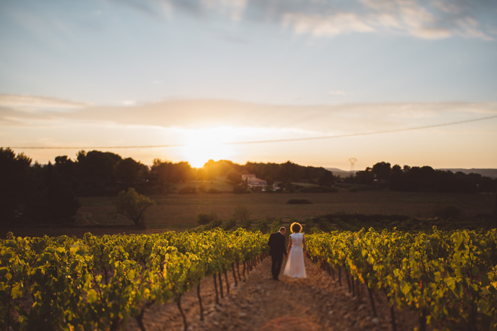 South of France Wedding bridal portraits By Time Of Joy Photography