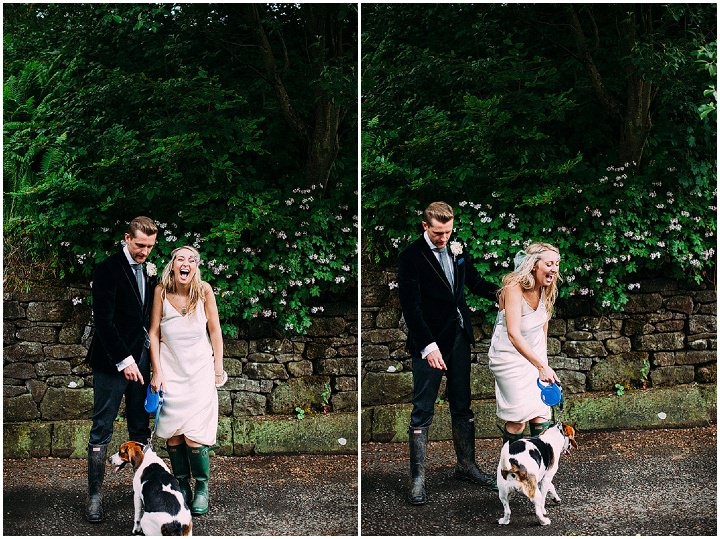 Book Themed Lancashire Wedding bride and groom By Lawson Photography