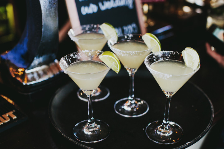Hampstead and Prince Albert cocktails in Camden Wedding By Craig and Kate