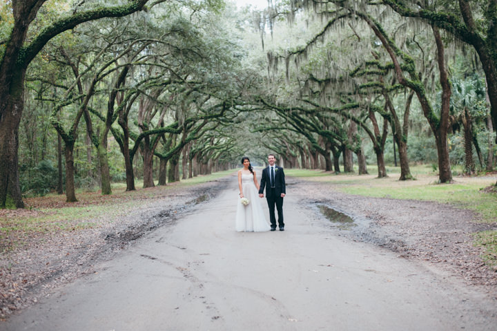 Ruth and Nick's Gorgeous Georgia Wedding with First Look bride and groom  By Parenthesis Photography