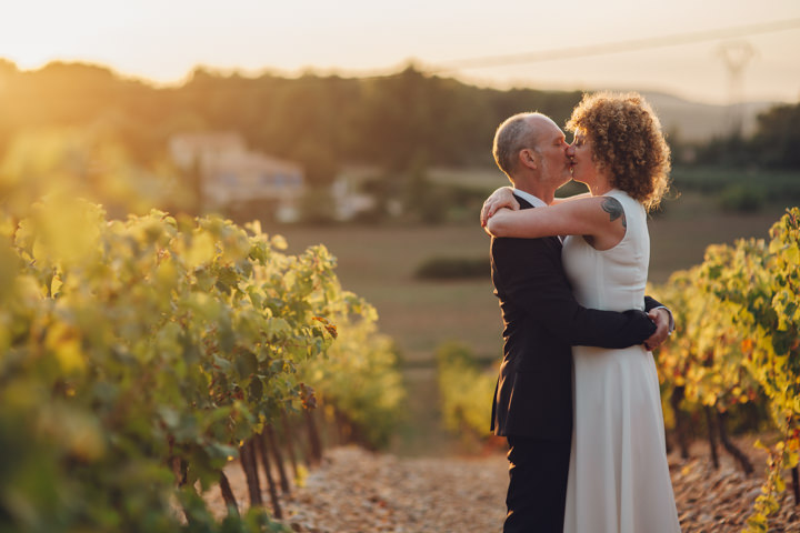 South of France bride and groom Wedding By Time Of Joy Photography
