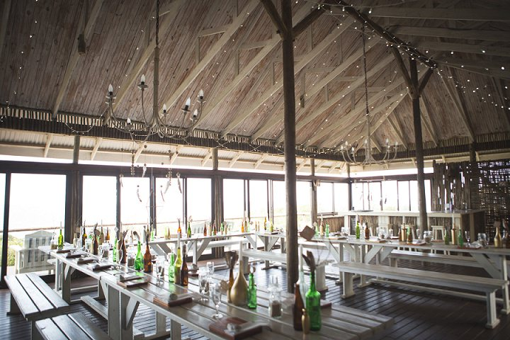 Beach Wedding reception in Mozambique By The Shank Tank