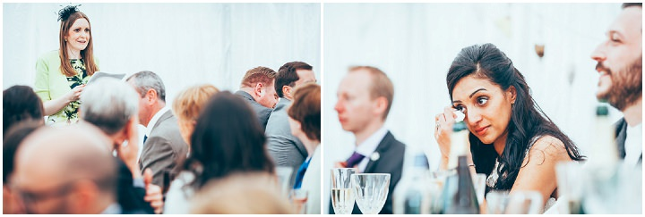 Wedding speeches in Wolfen Mill Lancashire By Fairclough Photography