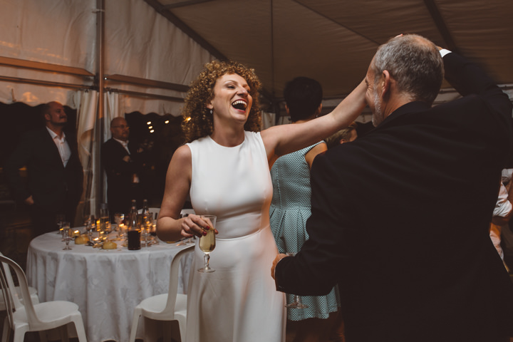 South of France Wedding dancing By Time Of Joy Photography