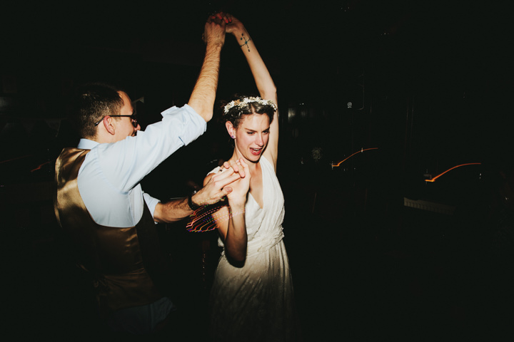 Hampstead and Prince Albert in Camden Wedding dancing By Craig and Kate